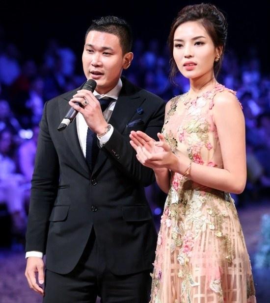 Nghi van Ky Duyen va ban trai dang du lich o Phap hinh anh 1