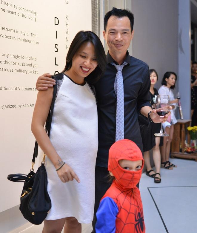 MC Thuy Minh mang bau lan hai hinh anh 4