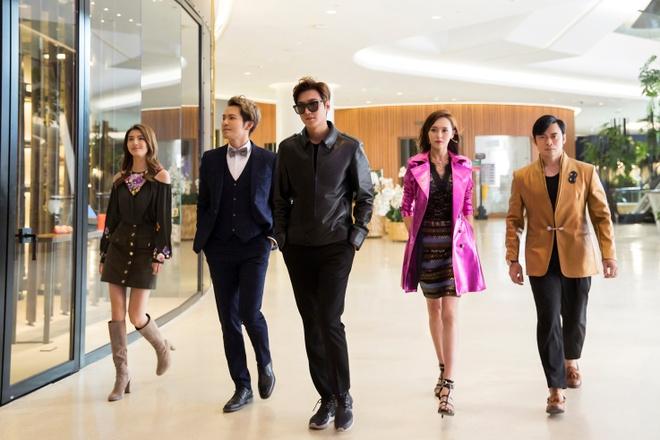 Phim cua Lee Min Ho, Duong Yen chuan bi ra rap hinh anh 2