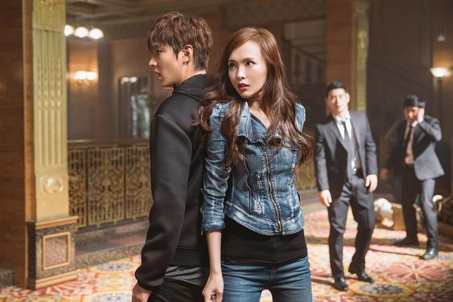 Phim cua Lee Min Ho, Duong Yen chuan bi ra rap hinh anh 1