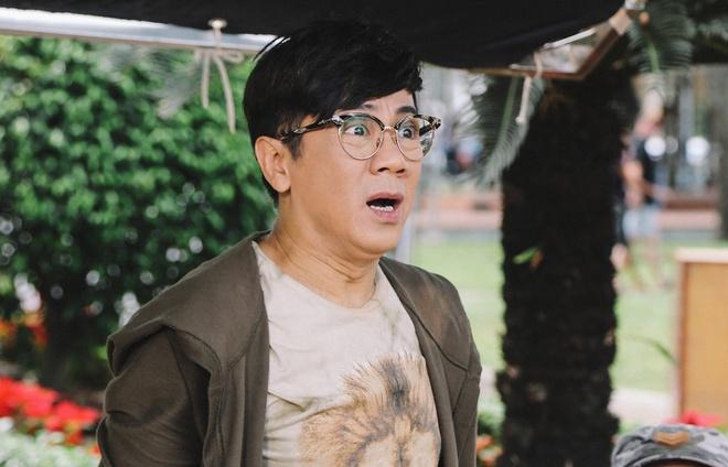 NSUT Thanh Loc nhap vien vi dong phim hinh anh 1