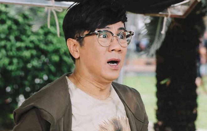 NSUT Thanh Loc nhap vien vi dong phim hinh anh