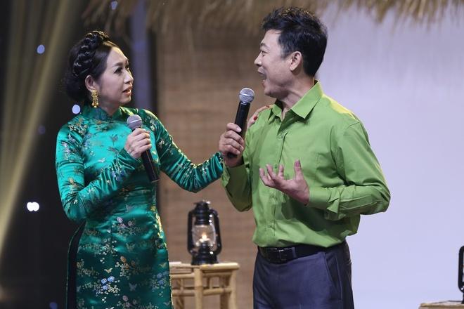 Danh hai Van Son to tinh voi Y Lan tren san khau hinh anh 3