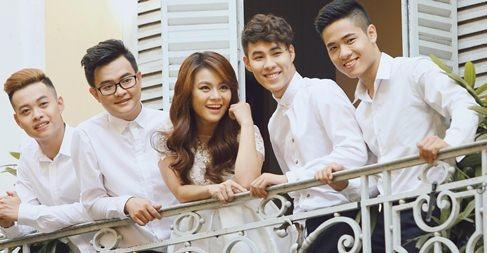 Hai Yen Idol mao hiem cover lai ban hit cua Lam Truong hinh anh