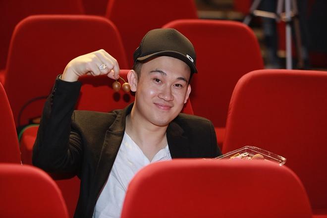 Dan sao nam Vpop quy tu trong live show cua Thanh Thao hinh anh 7