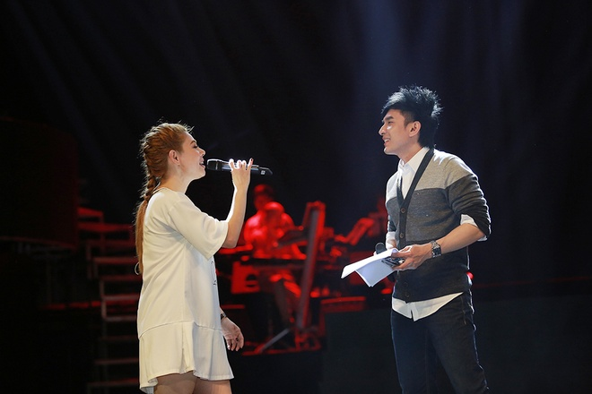 Dan sao nam Vpop quy tu trong live show cua Thanh Thao hinh anh 10