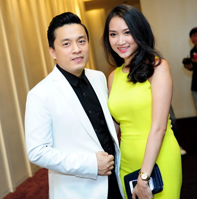 Lam Truong cam thay may man vi lay duoc vo 9X hinh anh 1