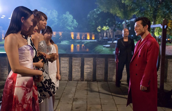 Hinh anh dau tien cua my nhan Dai Loan tren phim Bao Son hinh anh 1