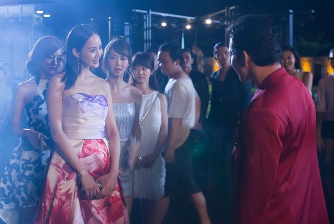 Hinh anh dau tien cua my nhan Dai Loan tren phim Bao Son hinh anh 4