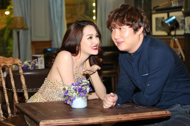 Bao Anh cover hit cua Ho Quang Hieu trong dem nhac rieng hinh anh 2
