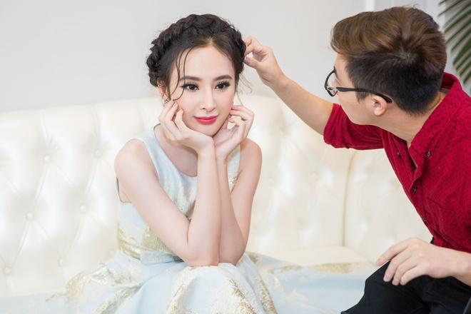 Angela Phuong Trinh rang ro du su kien o Da Nang hinh anh 4