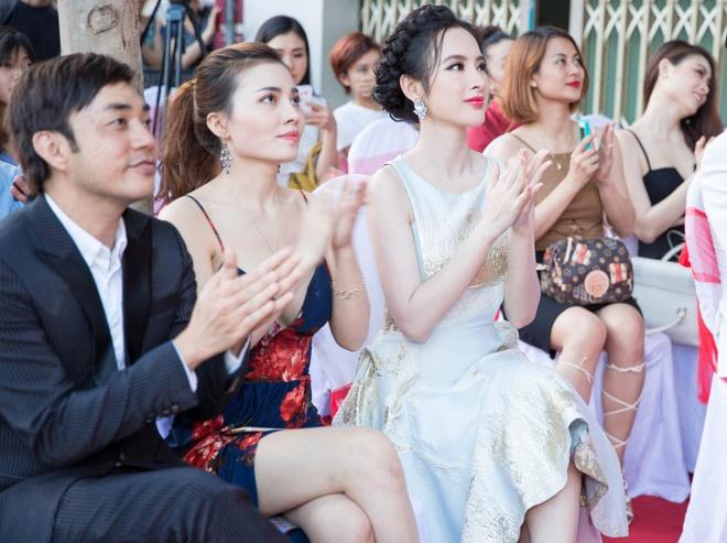 Angela Phuong Trinh rang ro du su kien o Da Nang hinh anh 6