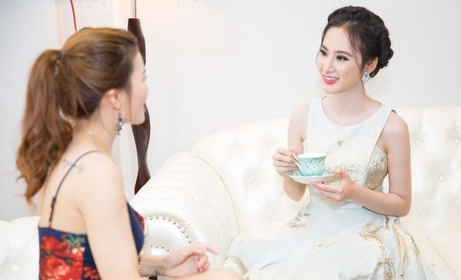 Angela Phuong Trinh rang ro du su kien o Da Nang hinh anh 5