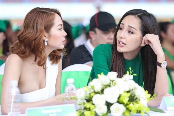 Minh Hang - Jennifer Pham dien ton sur ton o su kien hinh anh 4