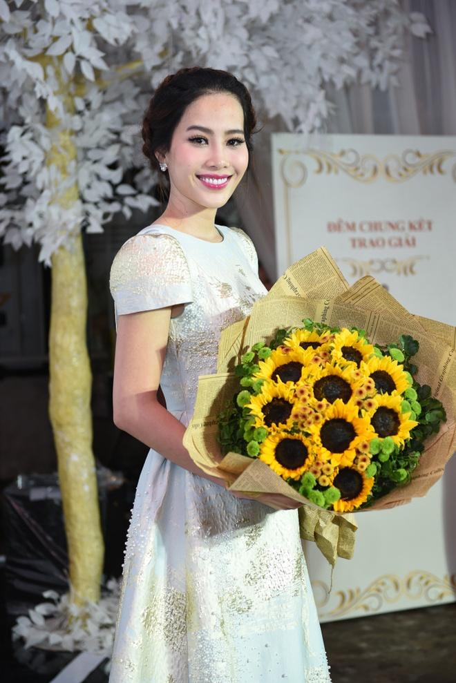 Lan Ngoc den ung ho Minh Luan anh 5