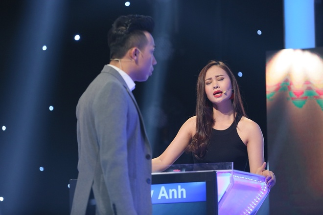 Vang Hari Won, Tran Thanh than thiet voi Ha Thuy Anh hinh anh 4