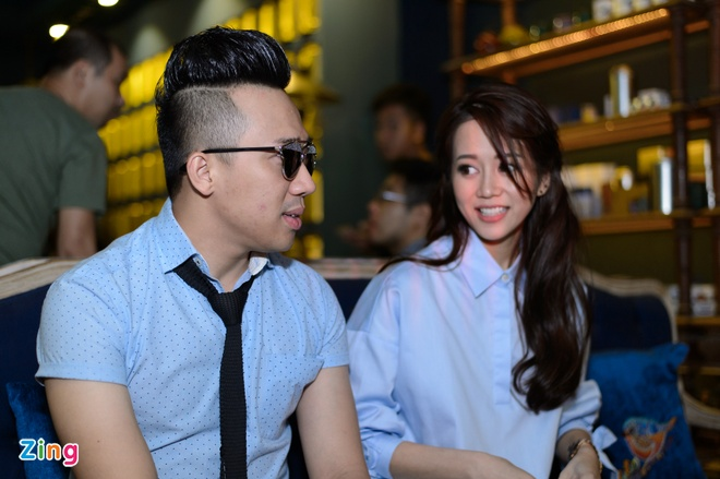 Tran Thanh - An Nguy cung mac tong xanh du ra mat phim hinh anh 3