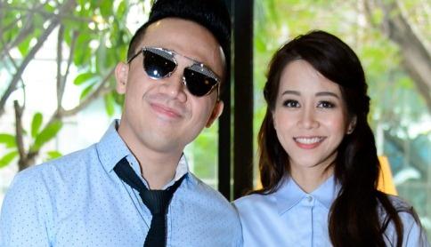Tran Thanh - An Nguy cung mac tong xanh du ra mat phim hinh anh