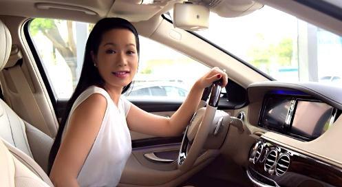 Trinh Kim Chi duoc chong tang xe hoi 5 ty dong hinh anh