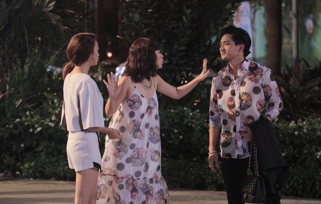 Le Khanh khong so chong ghen khi yeu trai tre trong phim hinh anh 7