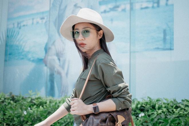 Van Mai Huong tao dang ben thu cung hinh anh 7