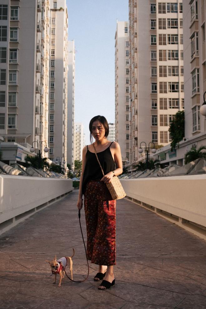 Van Mai Huong tao dang ben thu cung hinh anh 4