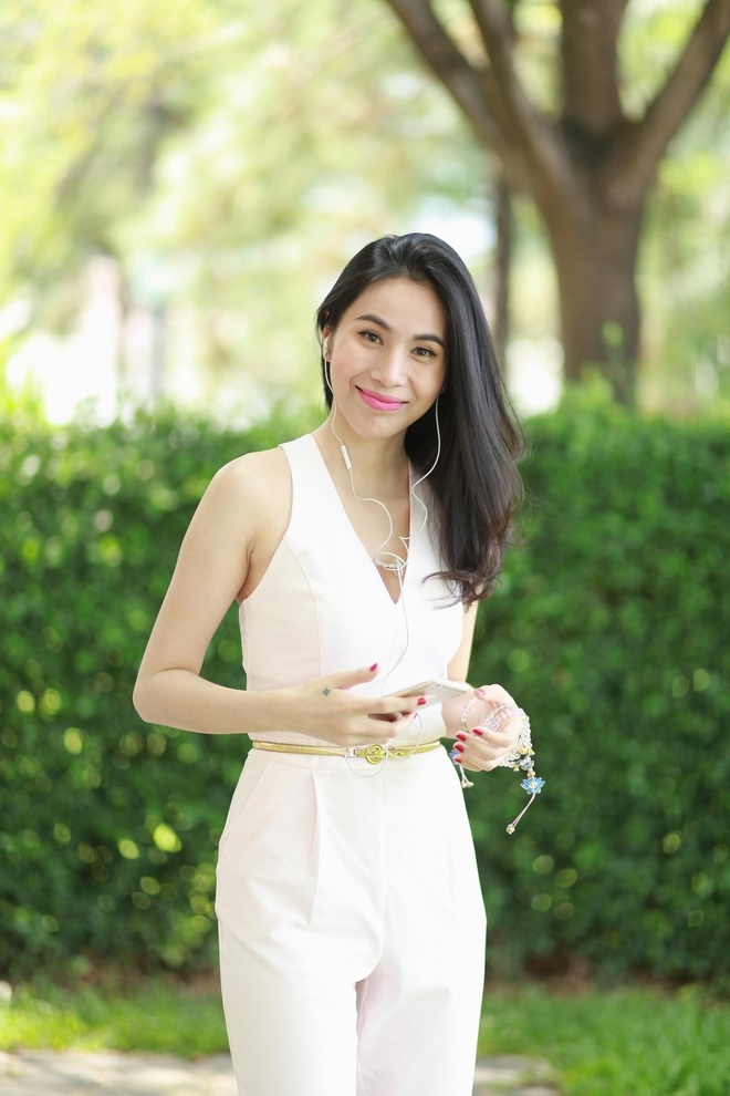 Thuy Tien tim con re tuong lai hinh anh 1