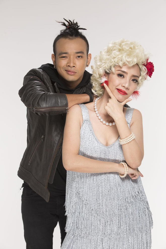 Dai Nghia quy goi cau hon Thu Trang trong phim hinh anh 7