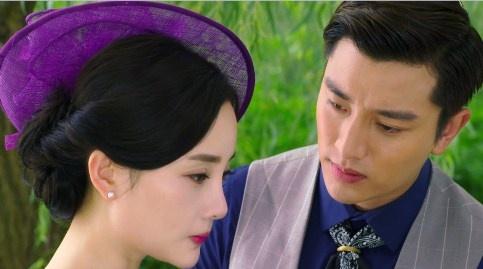 Vo chong Ly Tieu Lo mang con gai den phim truong hinh anh