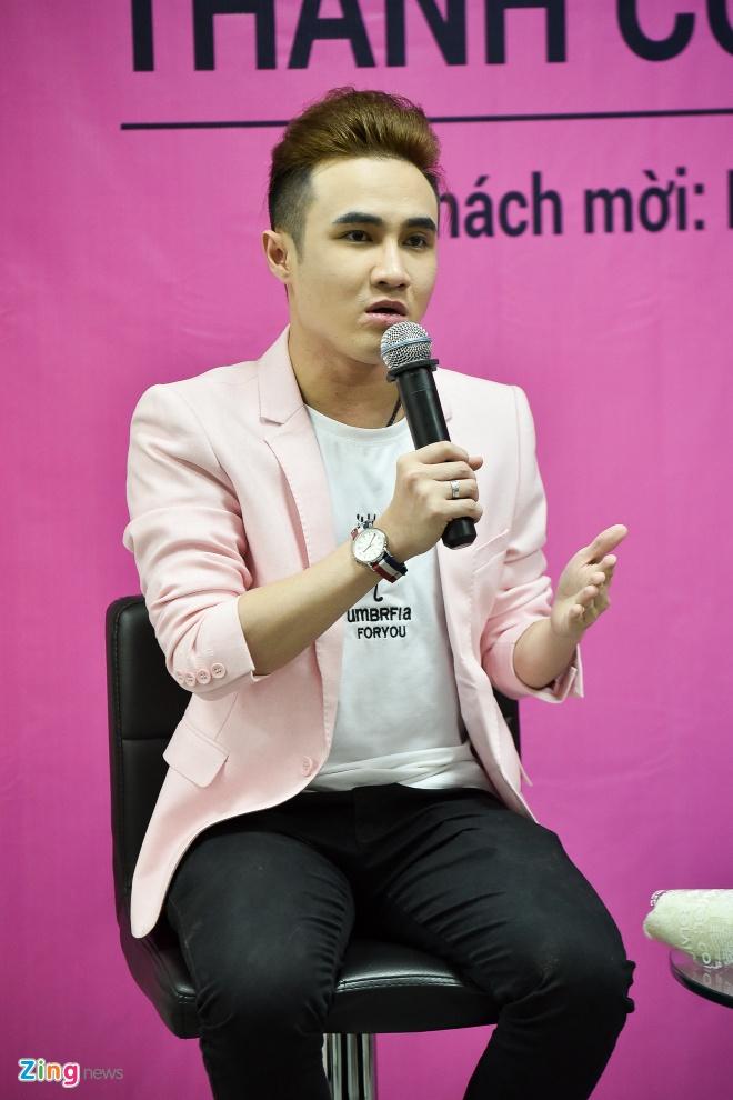 Huynh Lap: 'Toi hoc su dung di cua Hoai Linh' hinh anh 1