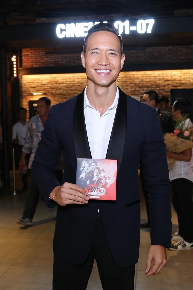 Dan sao Viet du buoi ra mat phim 'Gang tay do' hinh anh 9
