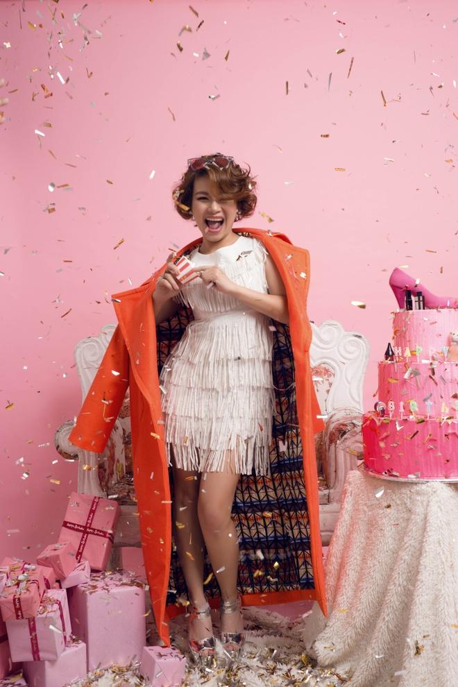 Hai Yen Idol duoc chong dau tu lam mini show hinh anh 2