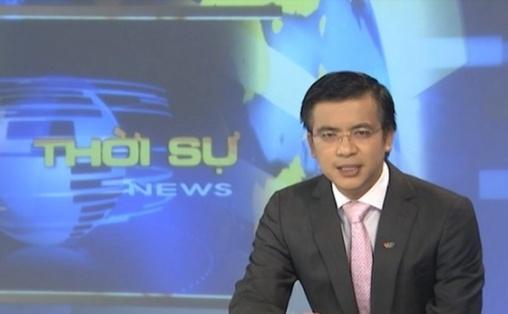 BTV Thoi su Quang Minh lan dau xuat hien tren Facebook hinh anh 1