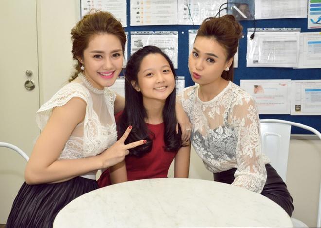 Ninh Duong Lan Ngoc quang ba phim Gang tay do anh 3