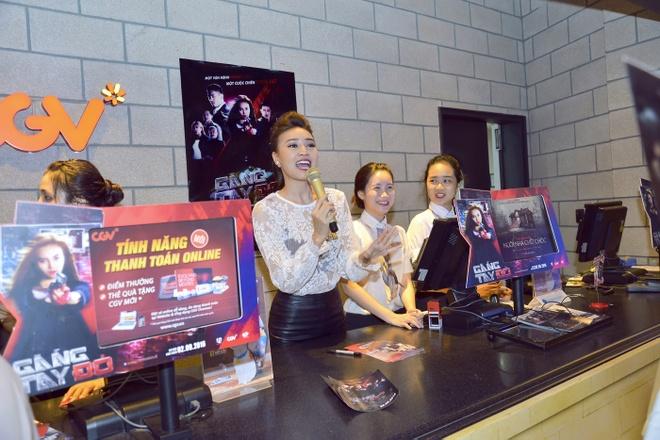 Ninh Duong Lan Ngoc quang ba phim Gang tay do anh 5