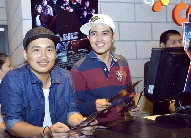 Ninh Duong Lan Ngoc quang ba phim Gang tay do anh 7