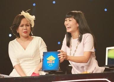 Viet Huong doa cach mat Phuong Thanh vi nhac si 100 kg hinh anh