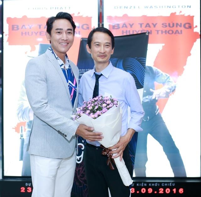Ngo Thanh Van vui mung hoi ngo Tran Anh Hung hinh anh 4