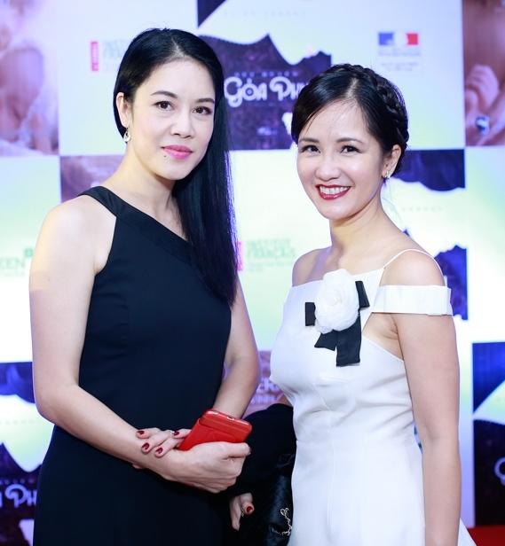 Ngo Thanh Van vui mung hoi ngo Tran Anh Hung hinh anh 6