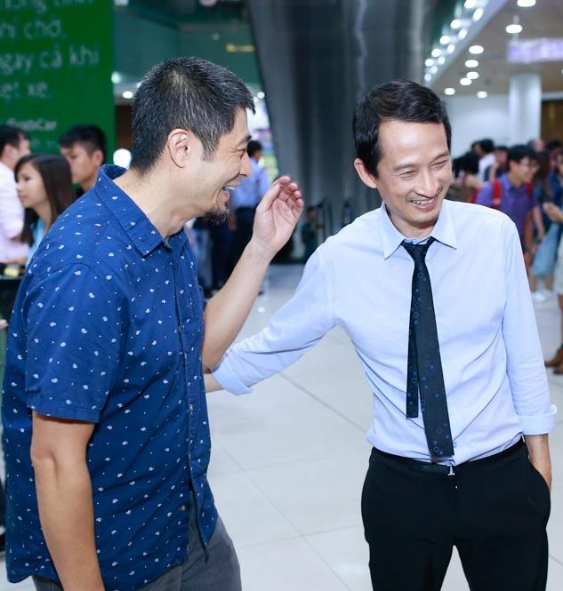 Ngo Thanh Van vui mung hoi ngo Tran Anh Hung hinh anh 5