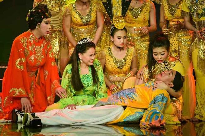Le Giang: 'Toi lay Duy Phuong khong phai vi tinh yeu' hinh anh 2