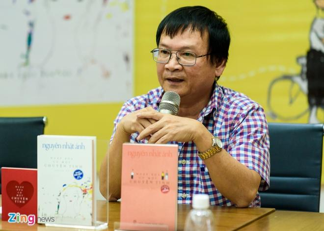 Nha van Nguyen Nhat Anh ra sach moi anh 1