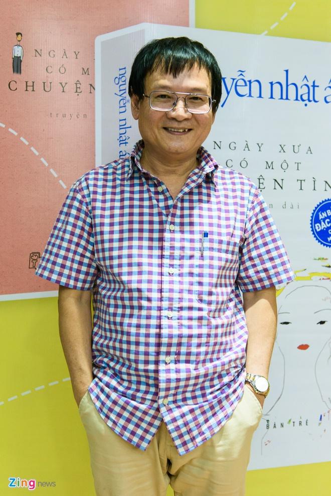 Nguyen Nhat Anh viet tac pham moi vi... tuc doc gia hinh anh 1