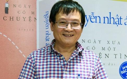 Nguyen Nhat Anh viet tac pham moi vi... tuc doc gia hinh anh
