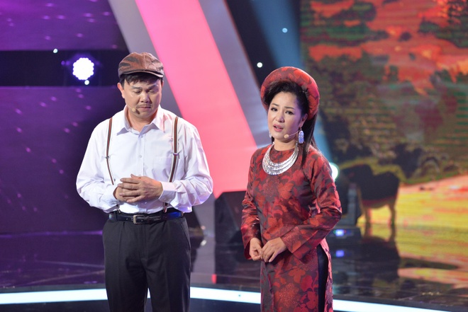 Cat Phuong cuong hon Chi Tai tren truyen hinh hinh anh 4