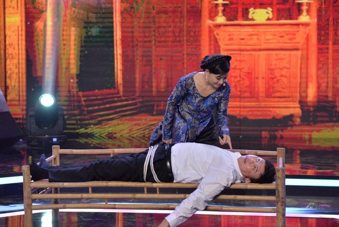Cat Phuong cuong hon Chi Tai tren truyen hinh hinh anh 2