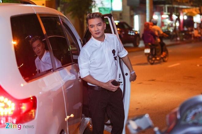 Sao Viet nhiet tinh tham gia dem nhac ung ho Minh Thuan hinh anh 2
