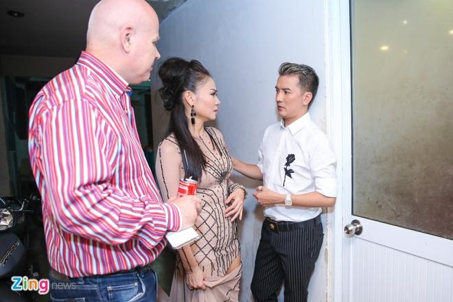 Sao Viet nhiet tinh tham gia dem nhac ung ho Minh Thuan hinh anh 3