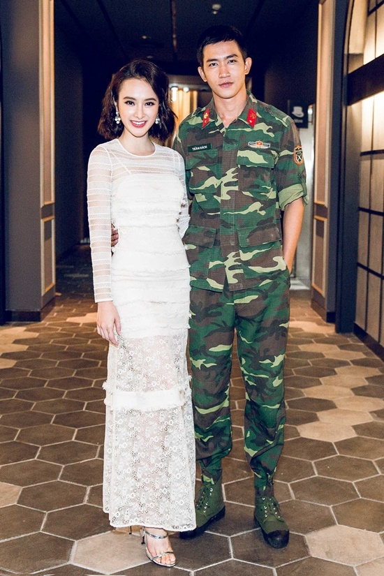 Vo Canh up mo chuyen dang yeu Angela Phuong Trinh hinh anh 1