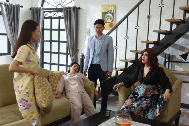 Phim sitcom Chuyen gi dang xay ra anh 3